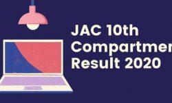 jac compartment result